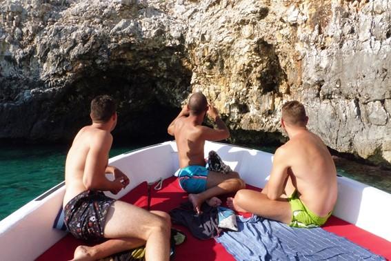Gran tour Grotte di Leuca Adriatico e Ionio