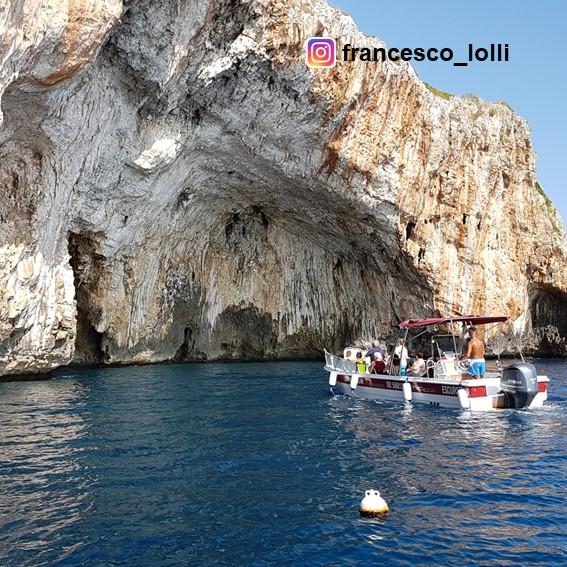 Grotta Rutundella Castromarina