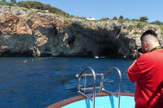Tour delle grotte di Zinzulusa e Porto Badisco