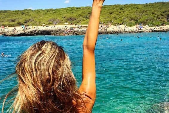 Mezza giornata barca privata esclusiva a Porto Cesareo