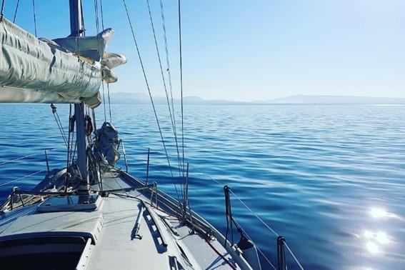 Entusiasmante giornata in barca a vela