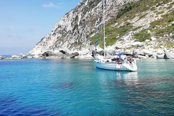 Weekend in Grecia: Othonoi ed Erikoussa