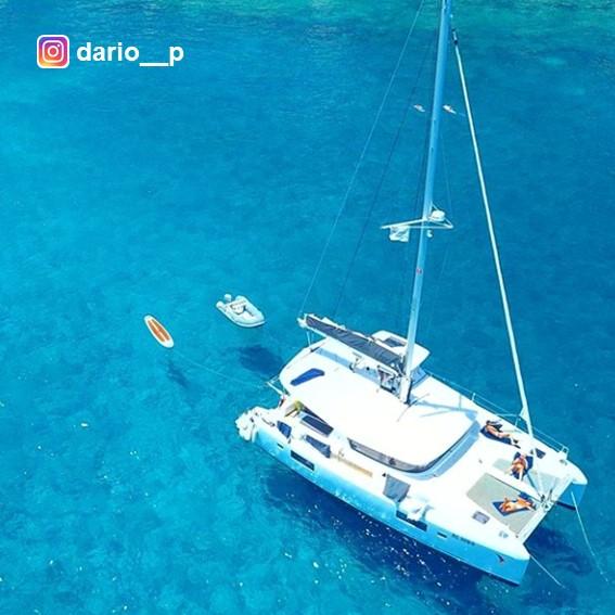 Tour in catamarano