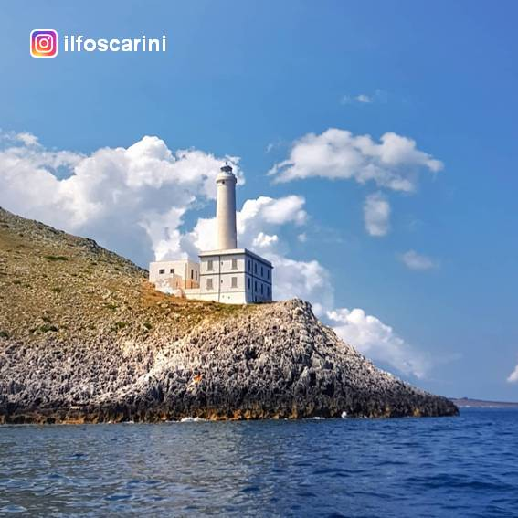 Faro Punta Palascia