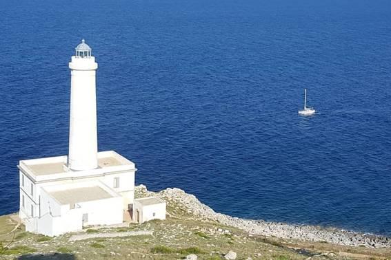 Otranto: il maestoso Faro di Punta Palascia
