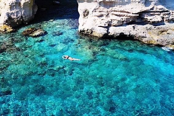 Natura tra mari, coste e spiagge